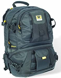 Mountainsmith Borealis AT Recycled Camera Bag, Black