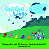 GoGo Lingo Spanish/English CD- Mom's Choice, Parent's Choice and National Parenting Center Award Recipient ~ GoGo Lingo