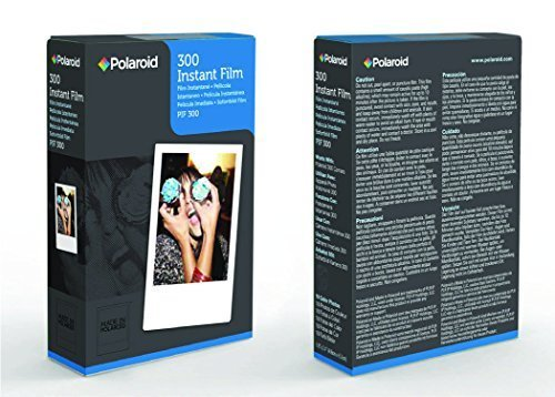 Polaroid PIF-300 Instant Film Pack of 5 10-Packs