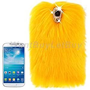 Luxury Fur Bling Rhinestone Hard Protective Case For Samsung Galaxy S3 I 9300