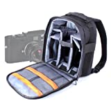 DURAGADGE Stand Size DSLR Backpack / Rucksack For Leica Models Including M Monochrom