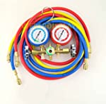 A/C FREON MANIFOLD GAUGE SET for R-22...