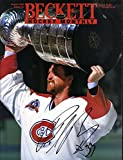 PATRICK ROY JSA CERTIFIED SIGNED BECKETT AUTOGRAPH AUTHENTIC
