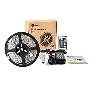 TaoTronics TT-SL001 150 LED Strip Light Kit, Multi Color