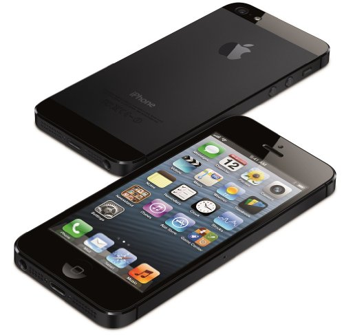 Apple iPhone 5 32GB (Black) - Unlocked