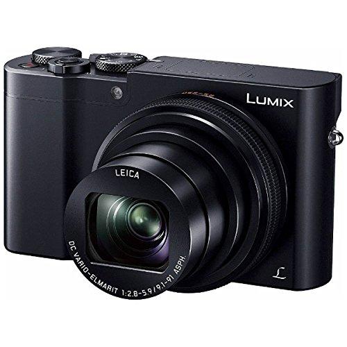 パナソニック デジタルカメラ ルミックス TX1 光学10倍 F2.8-5.9 LEICA DC VARIO-ELMARITレンズ搭載 ブラック DMC-TX1-K