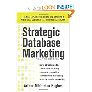 Strategic Database Marketing 4th edition