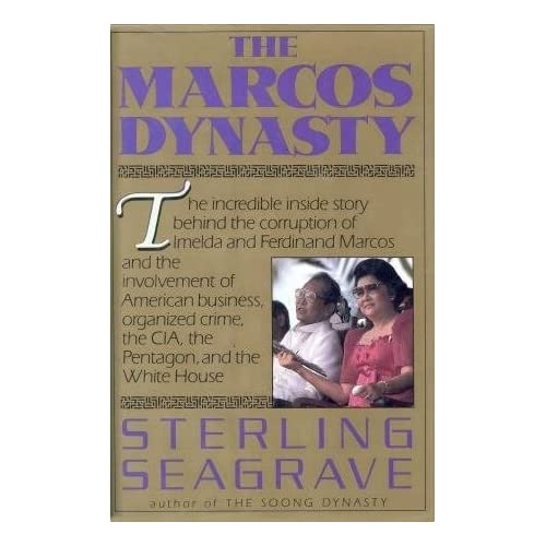 The Marcos Dynasty, Seagrave, Sterling