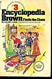 Encyclopedia Brown Finds the Clues, No. 3