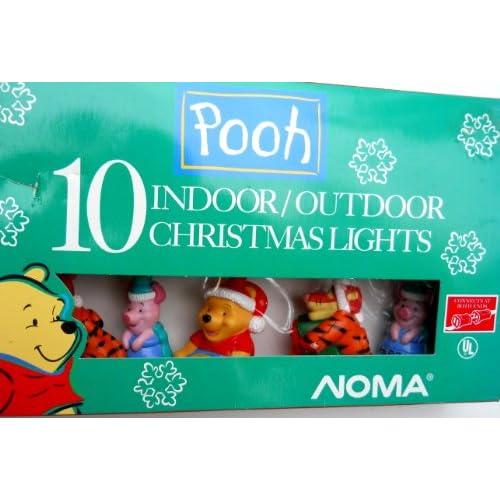 Amazon Winnie the Pooh 10 Indoor outdoor Christmas