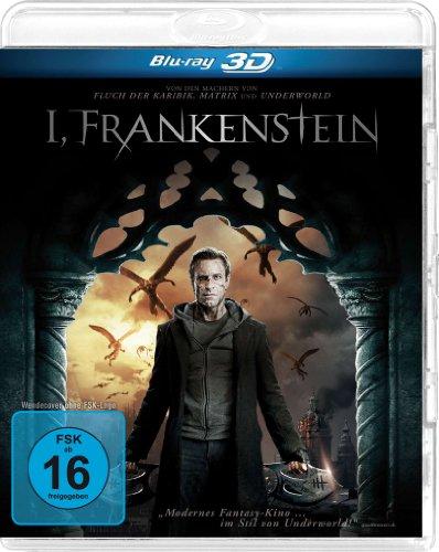 I, Frankenstein [3D Blu-ray]