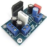 DROK® HI-FI Digital Stereo Power Amp Circuit LM3886TF Small Audio Amplifier IC Mono 60W AC 20~28V