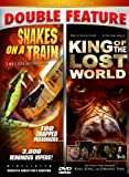 Snakes on a Train/King of the Lost World - Double Feature!