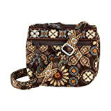 VERA BRADLEY Little Flap Hipster Canyon