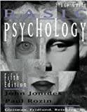 Study Guide: for Basic Psychology, Fifth Edition