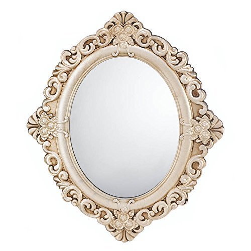 Eastwind Gifts 10017058 Vintage Estate Wall Mirror