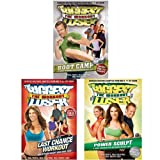 The Biggest Loser Fitness Exercise Workout DVD's 3- Pack