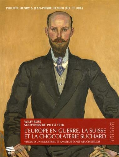 Willy Russ, Souvenirs de 1914  PDF