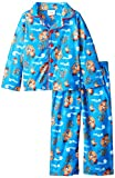 Jake and the Neverland Pirates Little Boys' Toddler Button Front Pajama Set