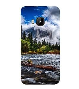 EPICCASE Life of Pi Mobile Back Case Cover For HTC One M9 (Designer Case)