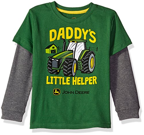 john-deere-toddler-boys-daddys-little-helper-thermal-tee-green-medium-heather-grey-2t