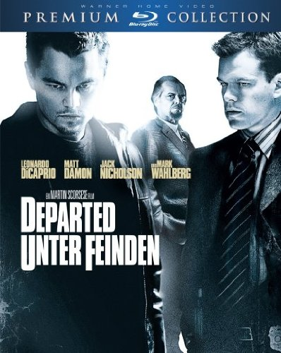 Departed: Unter Feinden - Premium Collection [Blu-ray]