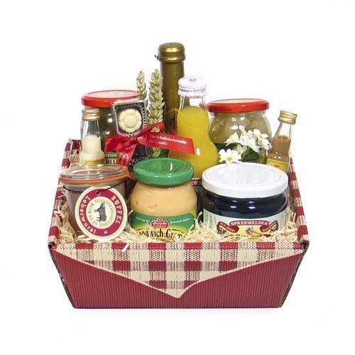 Geschenkkorb 'Frühstückskorb' - Das Kaiserfrühstück