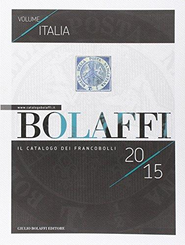 Bolaffi 2015 Catalogo nazionale dei francobolli italiani PDF