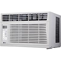 LG LW6016 6000 BTU 115V Window-Mounted Air Conditioner - Manufacturer Refurbished
