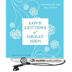 Amazon Love Letters Of Great Men Audible Audio