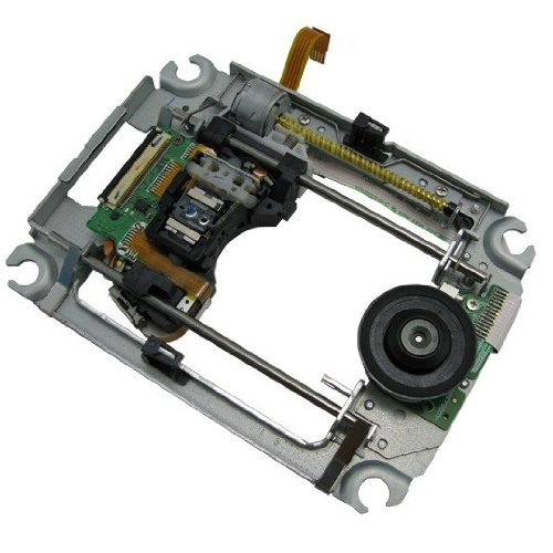 PS3 Slim Laser Lens Replacement KES-450A KEM-450AAA with Deck for For CECH-2001A CECH-2001B CECH-2101A CECH-2101B Sony Playstation 3 (Ps3 Kem 450 compare prices)