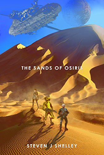 The Sands of Osiris (Aegis Colony 1) (Aliens Robots And Spaceships compare prices)