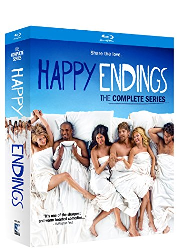 Blu-ray : Happy Endings: The Complete Series (6PC)