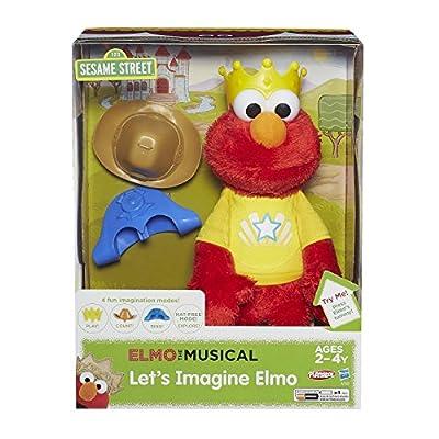 Sesame Street Let's Imagine Elmo Toy by Sesame Street