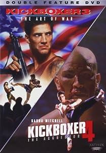 Kickboxer 3 The Art of War / Kickboxer 4 The Aggressor