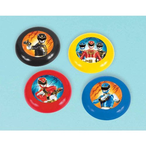 Power Rangers Megaforce Flying Disc