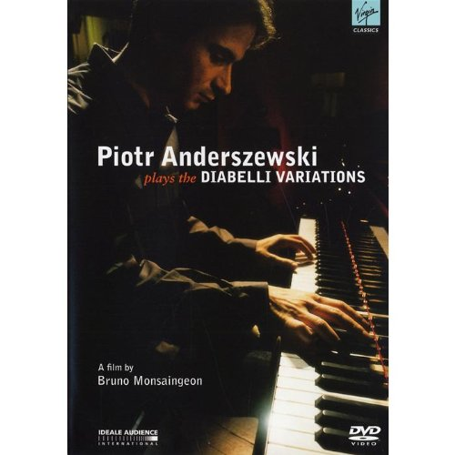 Piotr Anderszewski: Play The Diabelli Variations [DVD] [Import]
