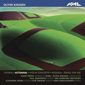 Violin Concerto Op.30: 1. Recitative