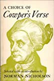 A choice of Cowper's verse (0571106331) by William Cowper