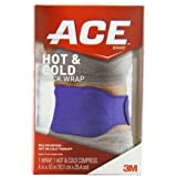 ACE Compress Back Wrap, Cold/Hot
