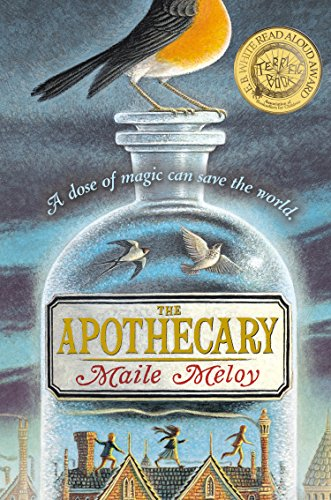 Kids on Fire: Magical Espionage Thrillers for Tweens In The Apothecary Trilogy