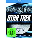 "Star Trek (Limitierte Sonderedition exklusiv bei Amazon.de) [Blu-ray]von ""Chris Pine"""