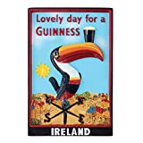 Guinness Resin Magnet Toucan Weather Vane