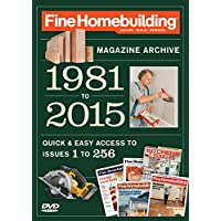 2-Year (16 Issues) of Fine Homebuilding Magazine Subscription