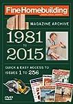Fine Homebuilding 2015 Magazine Archive