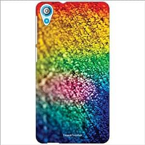 Design Worlds - HTC Desire 820 Designer Back Cover Case - Multicolor Phone ...