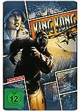King Kong - Reel Heroes Edition - Steelbook [Blu-ray]