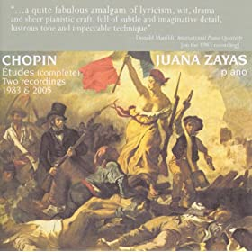Chopin, F.: Etudes (Zayas) (1983 and 2005 Recordings)