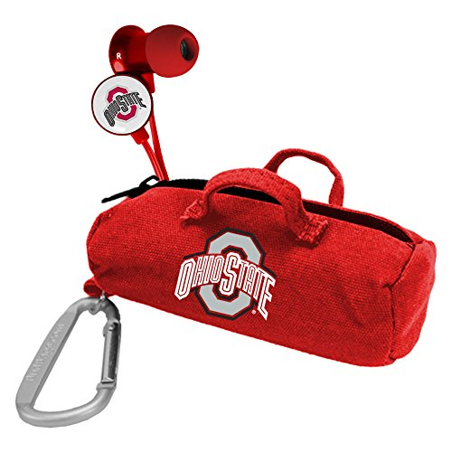 NCAA-Ohio-State-Buckeyes-Scorch-Earbuds-with-Bud-Bag