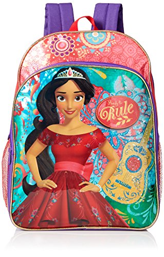 Disney Girls' Elena 16 Inch Backpack